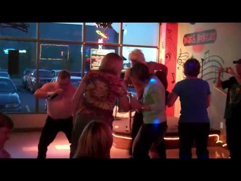 SNL Chippendales (Charity Karaoke)