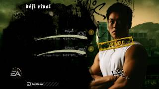 TAKUMI vs #11 BIG LOU - Need for Speed™ Most Wanted