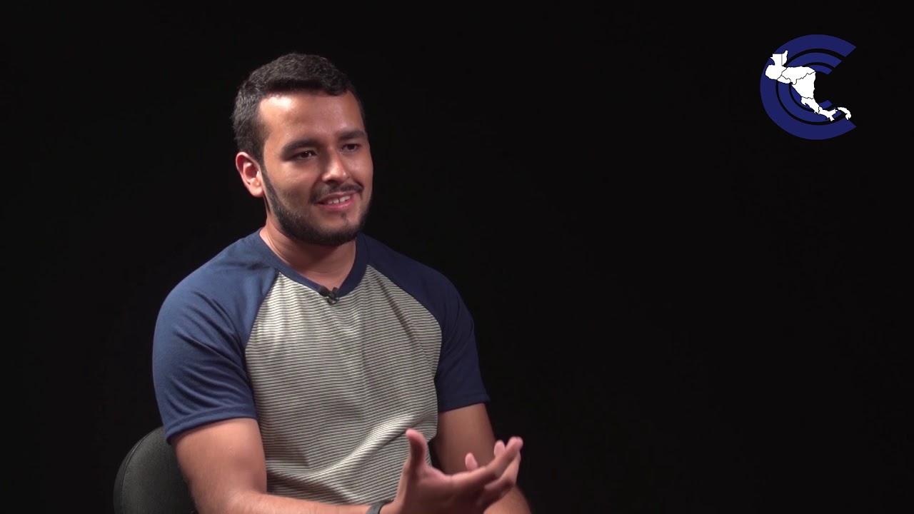 Entrevista a Jonathan Flores, estudiante de El Salvador
