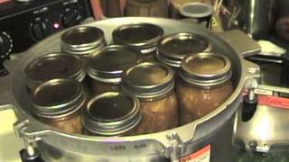 Pressure Canning Soup