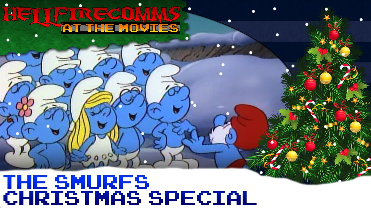 Smurfs Christmas.The Hfc Christmas 2015 Extravaganza 7 The Smurf S Christmas Special Audio Commentary