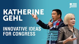 Why your representatives don't represent you - Katherine Gehl | Andrew Yang | Yang Speaks