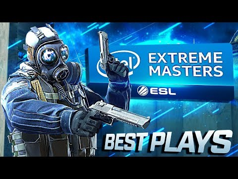 IEM KATOWICE 2020 - BEST CS:GO PLAYS (Fragmovie)