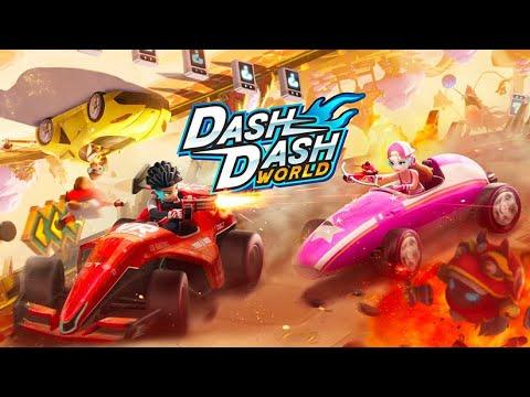 Dash Dash World - Mise à jour 2.0