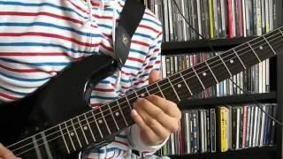 文鳥/あヴぁんだんどのギターソロを耳コピしました。