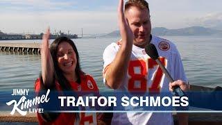 49ers Fans Betray Their Team