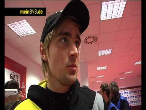 FC St. Pauli - BVB: Freies Interview mit Marcel Schmelzer