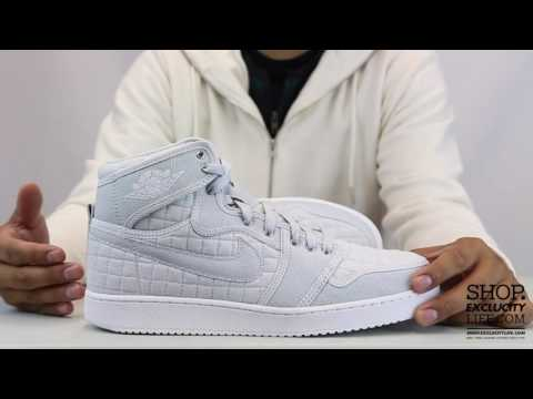 First Look At The Reimagined Air Jordan 1 Nova XXиз YouTube · Длительность: 1 мин39 с