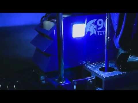Bartell Titan Ride On Power Trowel Series