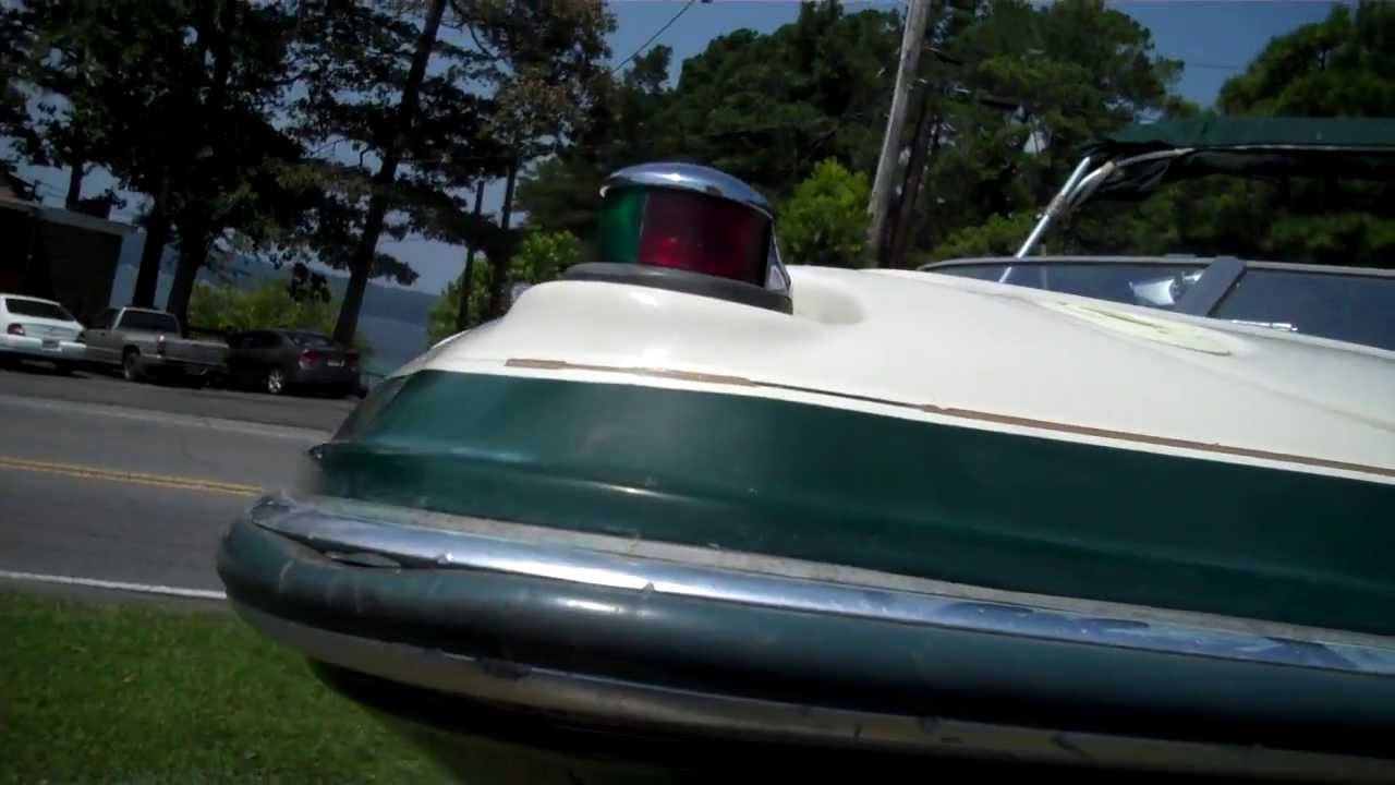 Power Stop Brakes >> Pre-Owned 2000 Larson Bowrider FOR SALE - YouTube