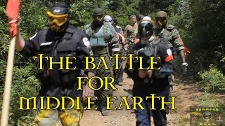 THREE RIVERS PAINTBALL LORD OF THE RINGS 2015 (DUB  REMIX)