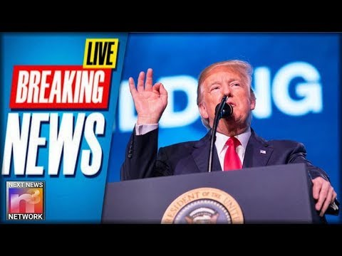 BREAKING: TRUMP DELIVERS URGENT BORDER SECURITY MESSAGE TO AMERICANS