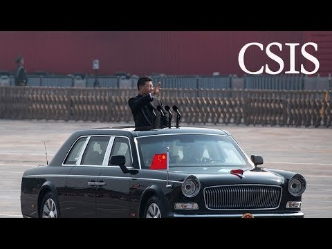 China's Power: Up