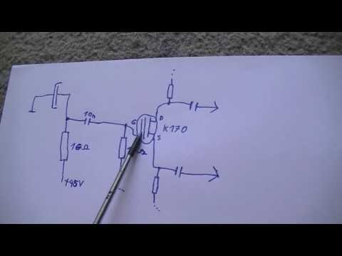 Großmembran Kondensatormikrofon Funktionsweise