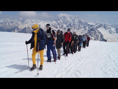 Восхождение на Эльбрус / Май 2018 / Документальный фильм Эльбрус Челны / Сlimbing Mount Elbrus