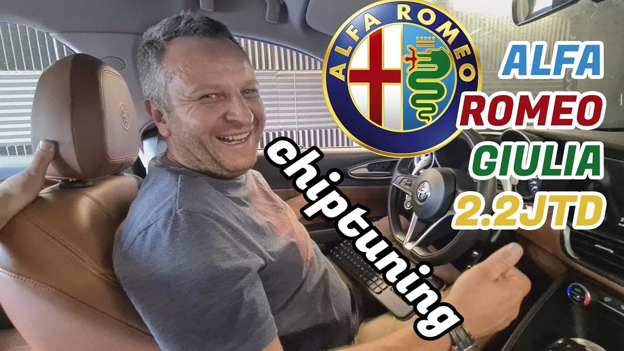 Kivi Racing Factory - Alfa Romeo Giulia 2.2 JTD