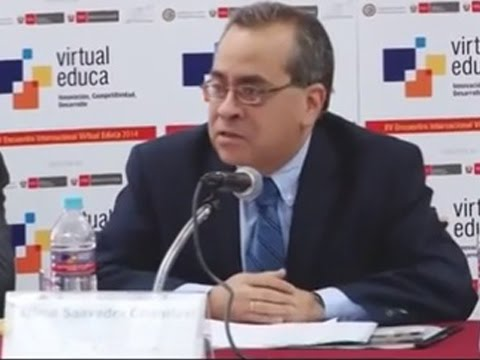 XV Virtual Educa Perú 2014: Presentación Oficial