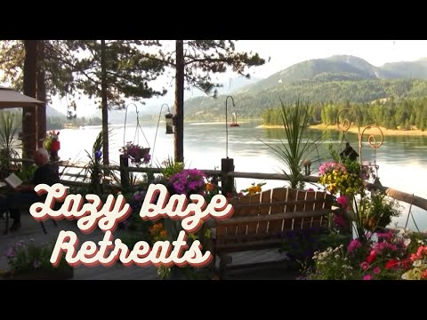 Lazy Daze Retreats B and B, Upper Columbia River, Washington