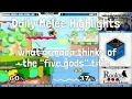 "Daily Melee Highlights: what armada thinks of the ""five gods"" title"