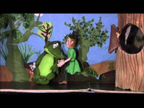 פיטר פן - באמבולה תיאטרון בובות לילדים