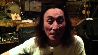 センチメンタルシティーロマンスの中野督夫さんより7/16 Tokuzoのライブ...