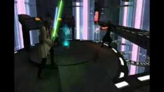 duel of the fates jedi academy movie