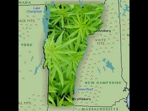Vermont could be next state to legalize weed