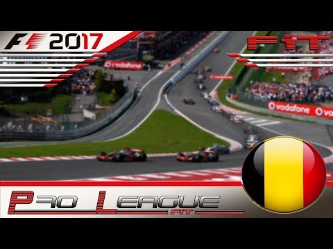 Pro League F1 2017 #12 GP SPA Francorchamps 16.01.18 - Live Streaming 1080p