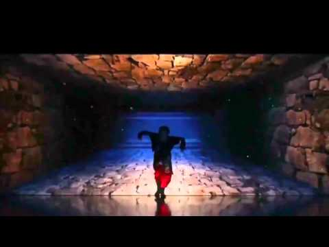 The Most Incredible Japanese multimedia Dance Performance - اليابان