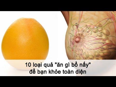 """10 loại quả """"ăn gì bổ nấy"""" để bạn khỏe toàn diện"""