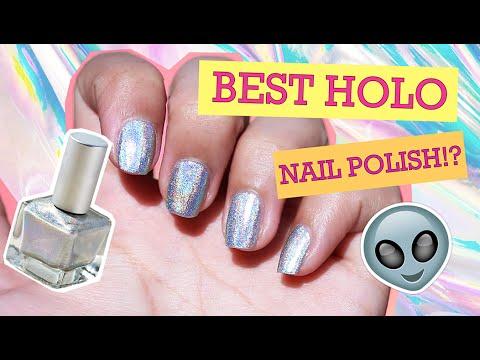 Best Holographic Nail Polish Ever Thenailartist