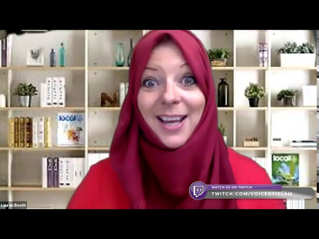 Lauren Booth journey to Islam & Ramadhan reflection