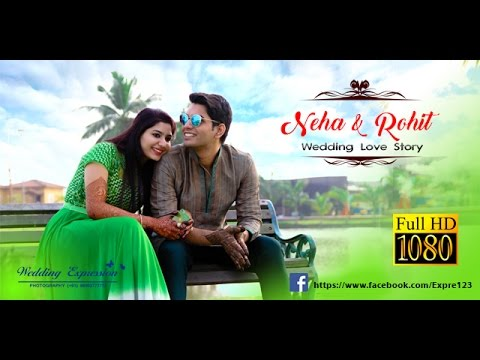 Best Indian Wedding Highlight  Video In Raiganj| Kolkata |Neha & Rohit  | cinematic wedding | 2017