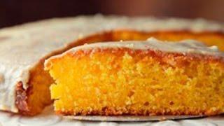 Тыквенный пирог .Очень просто и вкусно.