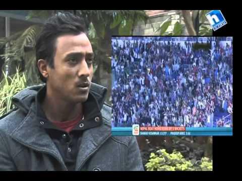 Sports roundup with Paras Khadka
