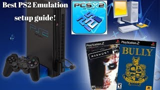 Playstation 2 (PS2) (2019) Emulator for PC: PCSX2 (Best/most up to date guide to install/setup!)