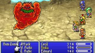 Final Fantasy IV Advance - Bosses Part 1 - User video