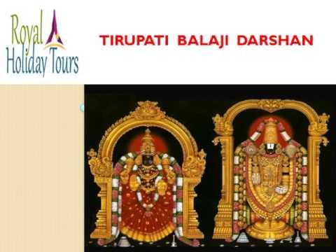 Tirupati Balaji Darshan Package, Weekend Darshan Trip To Tirupati, Tirupati Tour Package