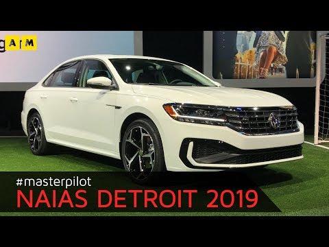 Volkswagen Passat | Si aggiorna il modello yankee al NAIAS 2019