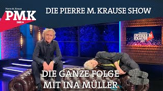 Pierre M. Krause Show vom 06.12.2020 mit Ina und Atze