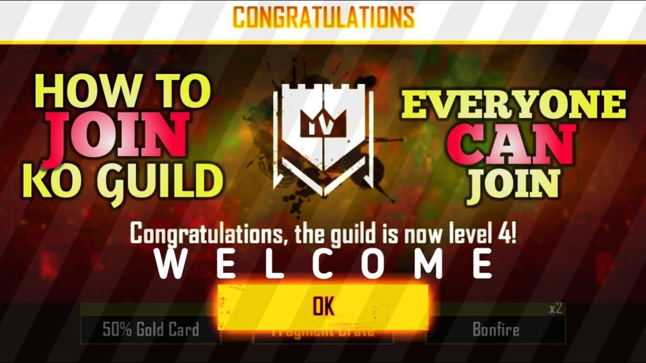 Everyone can join ! How to join ko guild// CONFIGURACIÓN PERFECTA para SAMSUNG, A3,A5,A6,A7,J2,J5,J