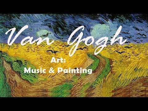 Art: music & painting - Van Gogh on Caggiano, Floridia, Boito, Mahler and Bramhs' music