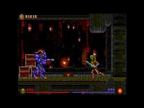 Alien Rampage - Level 18: City Skyline |