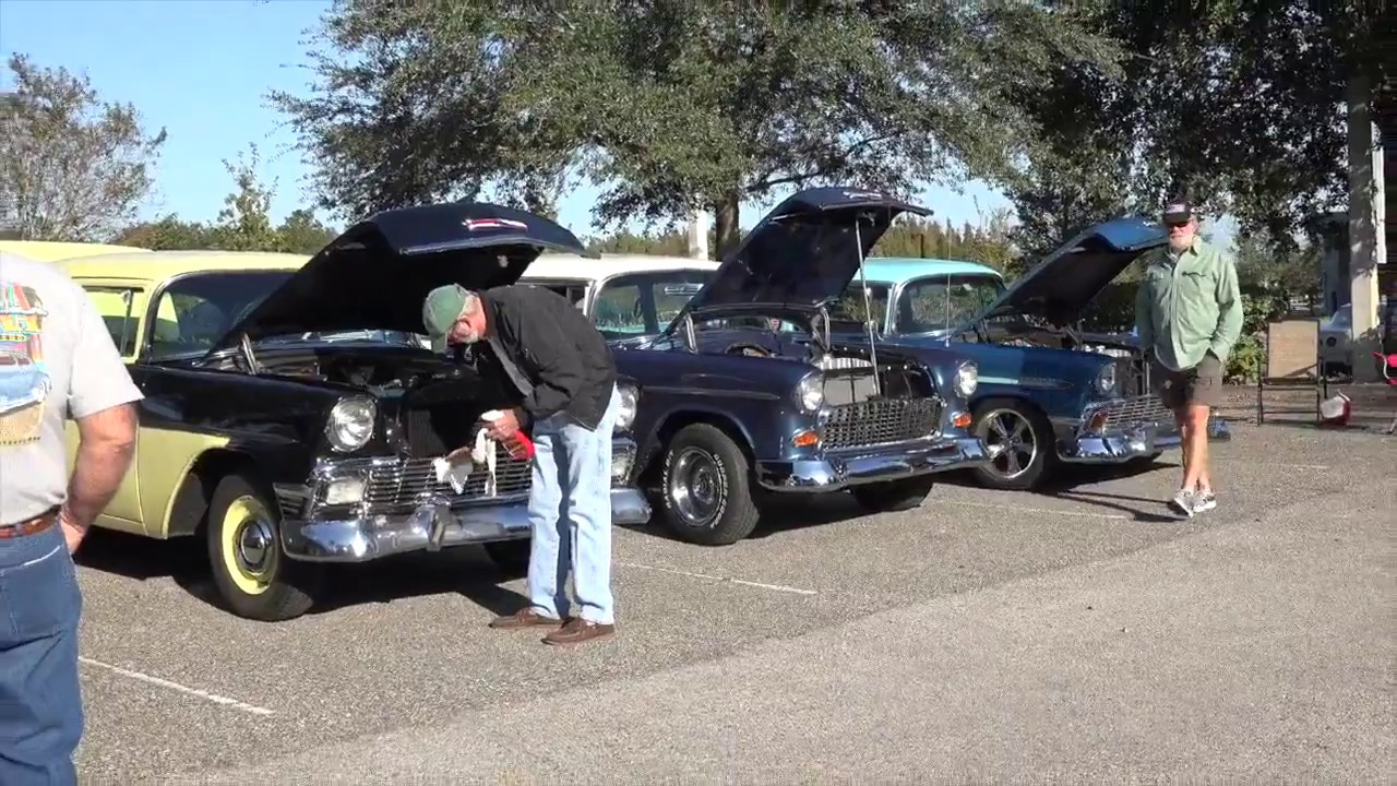 Big Shiny Toys Car Show YouTube - Lakewood ranch classic car show