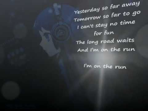 3 Doors Down - On The Run Lyrics