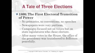 10 1 Three Elections