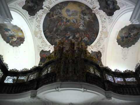 Johann Pachelbel: Toccata in C mp3