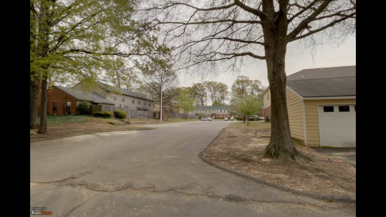 Fairfax Manor Townhouses Memphis TN
