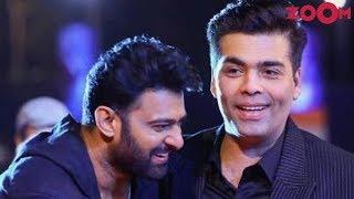 'Baahubali' Star Prabhas Slams The Rumours On His Rivalry With Karan Johar