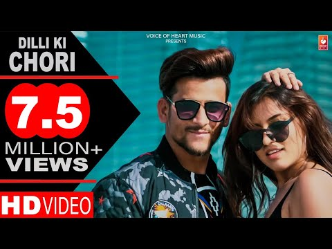 Dilli Ki Chori | Vicky Thakur, Neha Qureshi | Ghanu Music | New Most Popular Haryanvi Songs 2018
